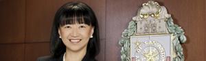 District 9 Councilwoman Elisa Chan