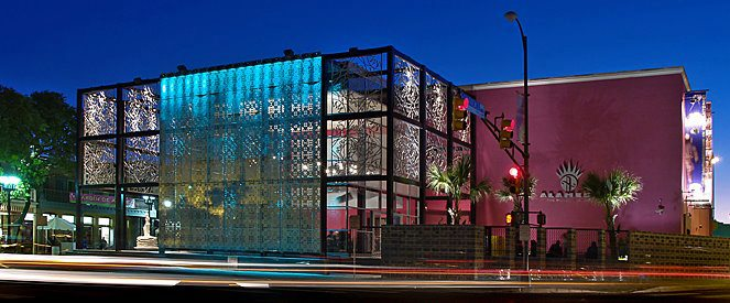 The former Museo Alameda, now Texas A&M University-San Antonio's Education & Cultural Arts Center. Courtesy photo.