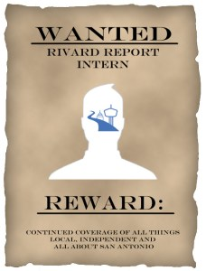 Wanted: Iris Dimmick for the Rivard Report. Image by Don Dimick (no relation)
