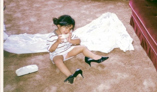 Big dreams and big shoes to fill at a young age.