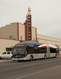 VIA Primo bus.