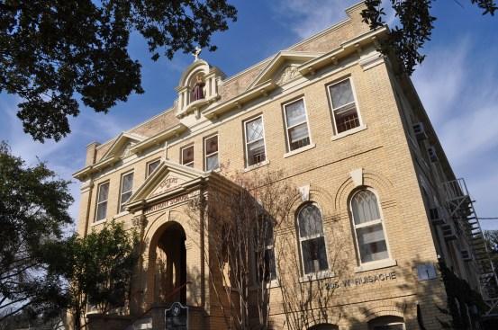 St. Anthony Catholic School. Photo by Iris Dimmick