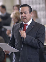 Senator Carlos Uresti