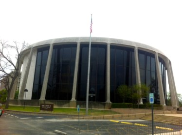 Judge John H. Wood Jr. Federal Courthouse. Photo by Rachel Holland.