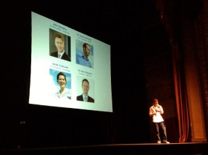 Cloud Options at TechStars Cloud Demo Day 2013