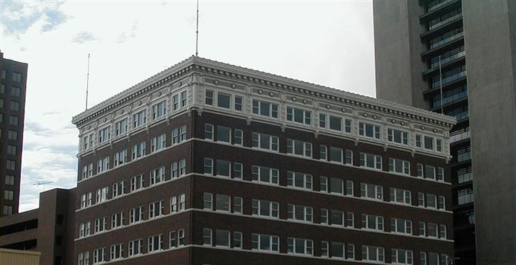 The Rand Building – Geekdom's new digs. Photo courtesy of the SA Conservation Society.