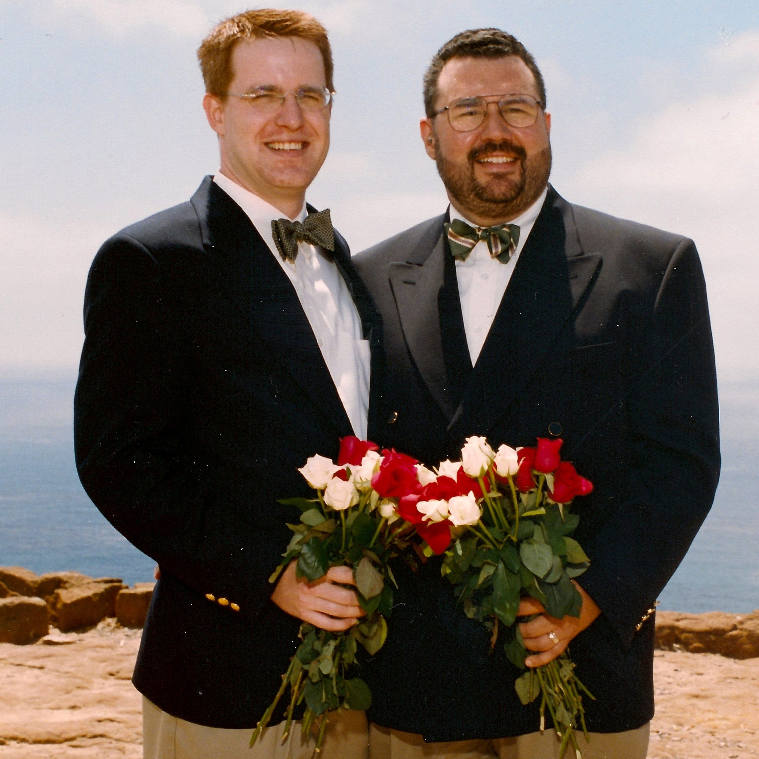 Hugh and Brian's Commitment Ceremony