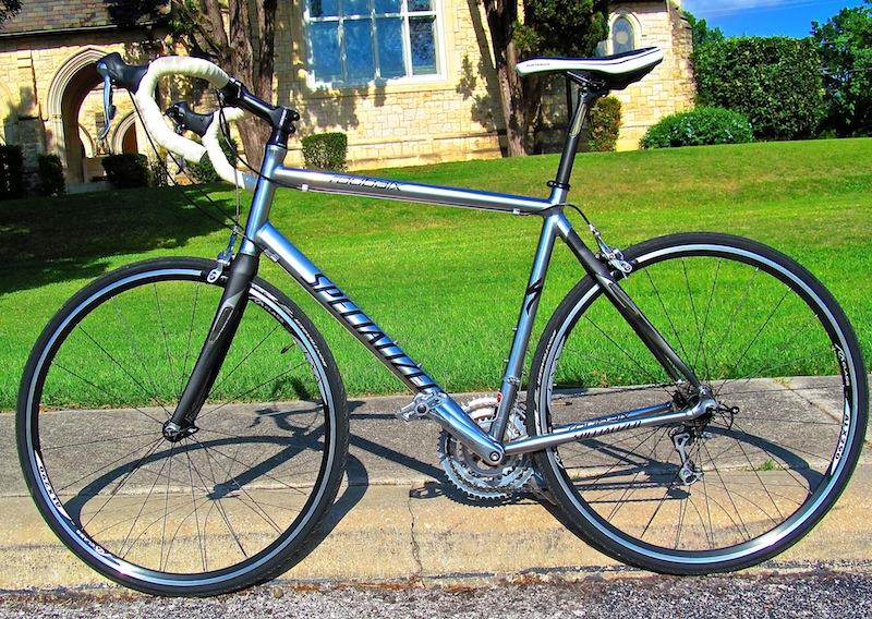 road bike tom trevino