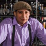 Jeret Peña, owner of Brooklynite. Photo by Steven Starnes.