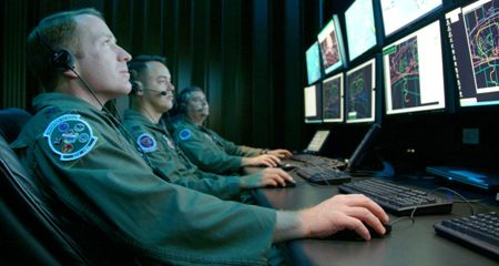 The 24th Air Force, also known as the Cyber Command, is based at Lackland Annex. The mission protects the integrity of military computer systems worldwide against cyberattacks. (Photo: Courtesy U.S. Air Force)