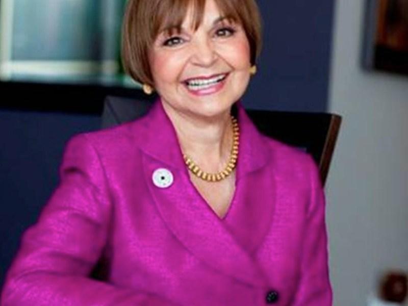 TAMU-SA President Maria Ferrier