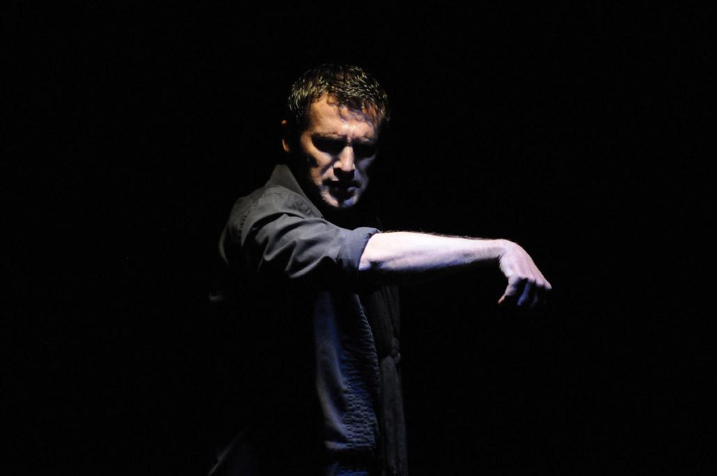Antonio Granjero. Photo by Morgan Smith.