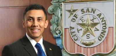 District 7 Councilman Cris Medina
