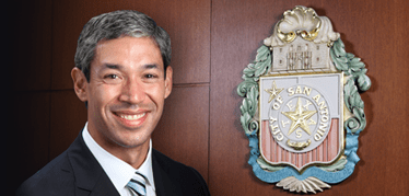 District 8 Councilman Ron Nirenberg