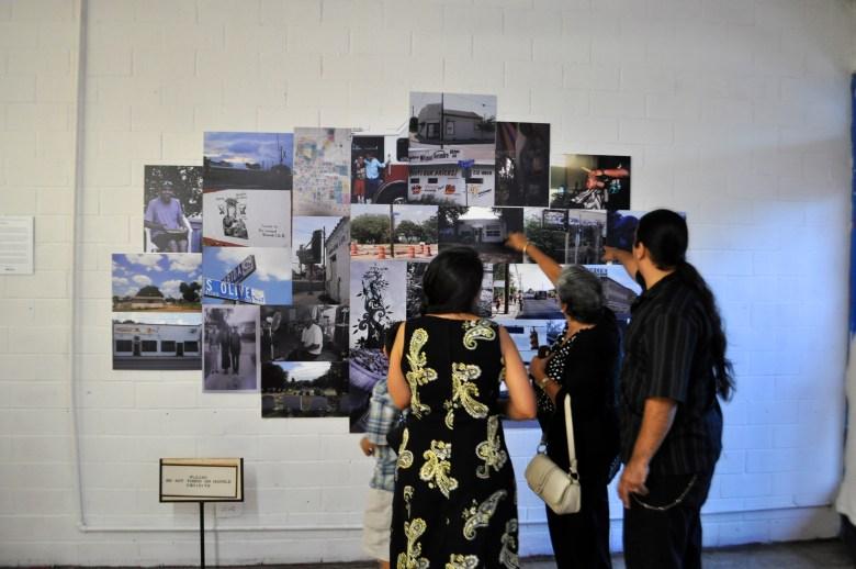 Eastside SA movement gallery visitors photography