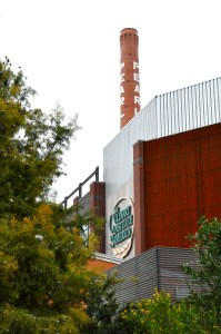 The Culinary Institute of America, nestled within the Pearl Brewery mixed-use complex. Photo by Iris Dimmick.