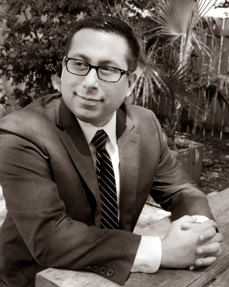 Diego Bernal, City Council member, musician. Photo by Al Rendon.