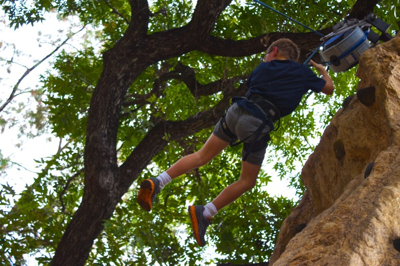 Mt. Witte challenges climbers of all ages.