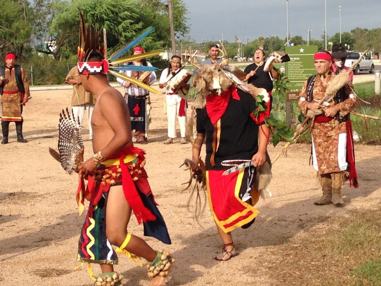 Native American Blessing at Mission County Park