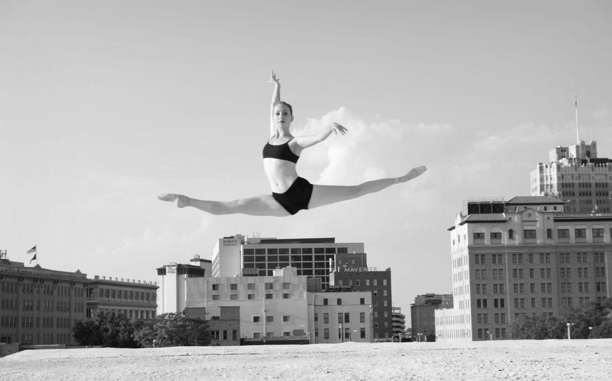 Lydia Relle, Ballet San Antonio soloist. Still Life Photography by Alexander Devora.