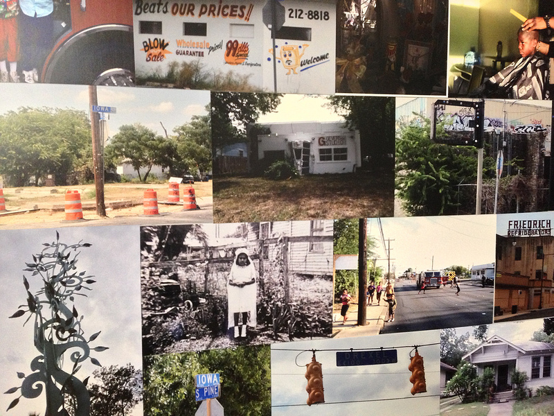 A collage of photos of life and times in the Eastside. Photo by Kay Richter.