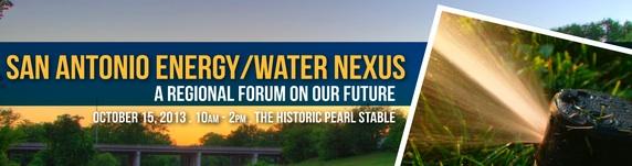 san antonio water energy forum clean tech