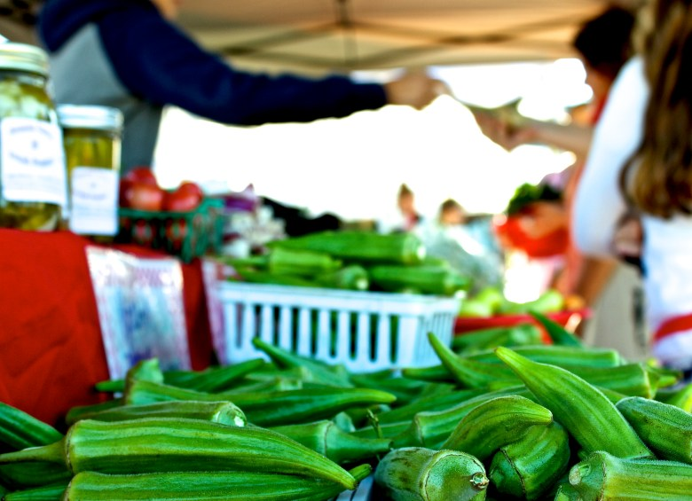 Farmers' Markets offer an array of fresh, seasonal produce that anyone can incorporate into their diets.