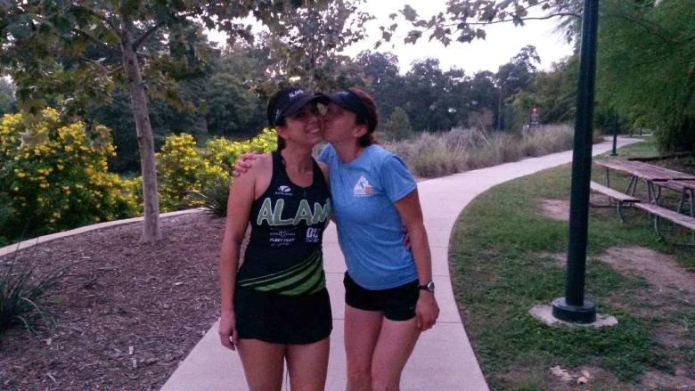 Danae Quijano (left) and Jen Barker. Courtesy photo.