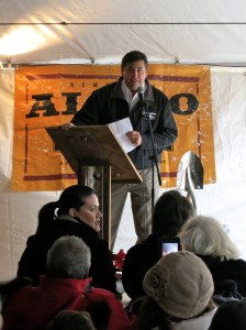Alamo Beer Co. founder Eugene Simor. Photo by Miriam Sitz.