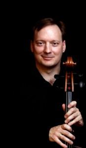 Cellist Ken Freudigman.