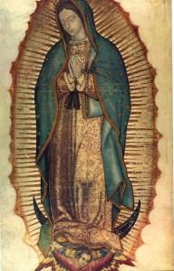 Virgen de Guadalupe. Courtesy image.