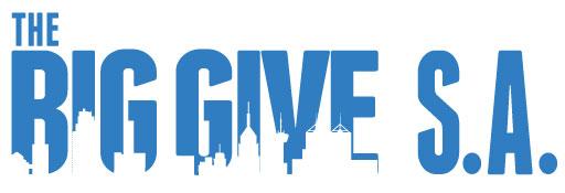 Big Give SA logo Blue