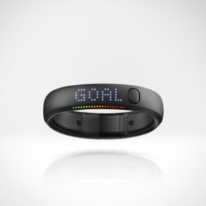 Nike's Fuelband. Courtesy photo.