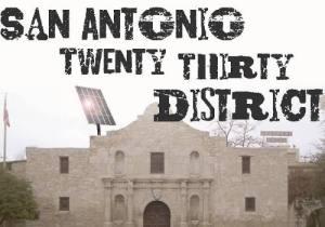 sa 2030 district logo