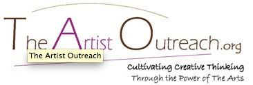 the artist outreach logo