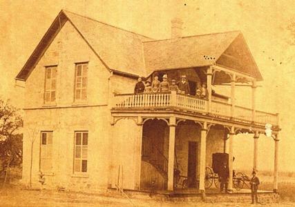 Historic Herff Farm.