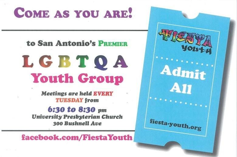 Fiesta Youth fliar