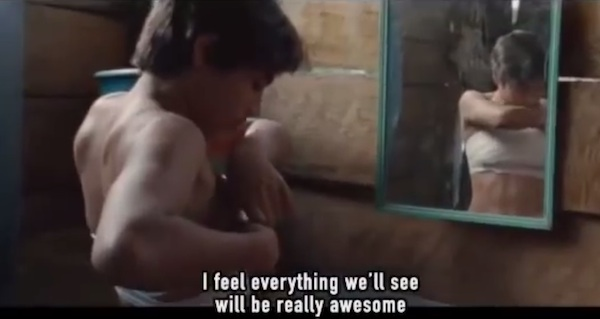 "Screen shot of ""La Jaula de Oro"" from director Diego Quemada-Díez."