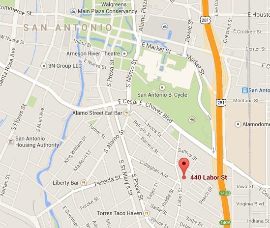 Courtesy of Google Maps.
