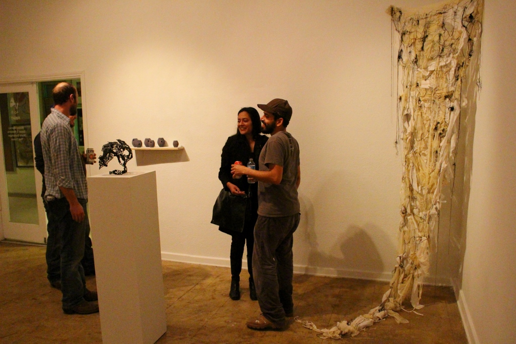Contemporary Art Month 2014. Photo by Page Graham.