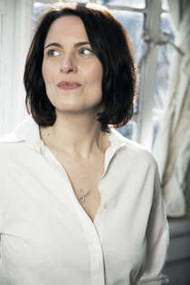 Author and journalist Cara Hoffman.