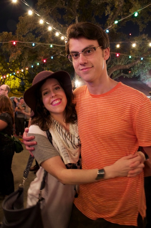 Taylor Browning (left) and Hunter Bates (author). Courtesy photo.