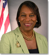 St. Philip's College President Adena Williams Loston