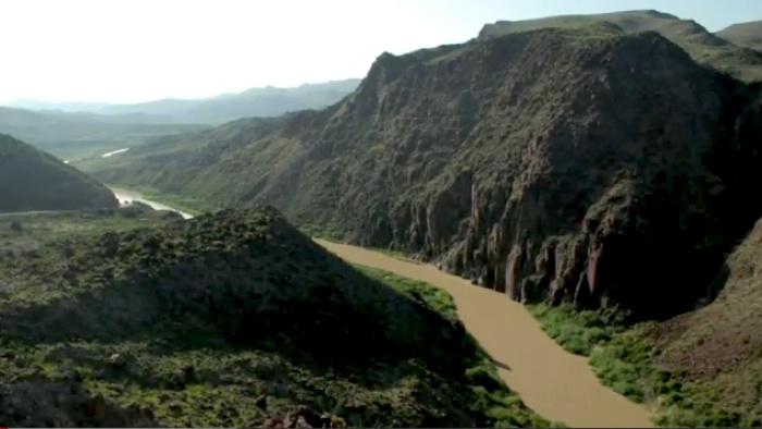 The Rio Grande. Photo courtesy of Colin McDonald.