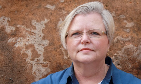 Sue Ann Pemberton, president of the San Antonio Conservation Society. Photo courtesy of Mainstreet Architects Inc.