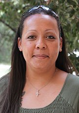 Viviane Marioneaux, digital media instructor and Northwest Vista Faculty Senate president