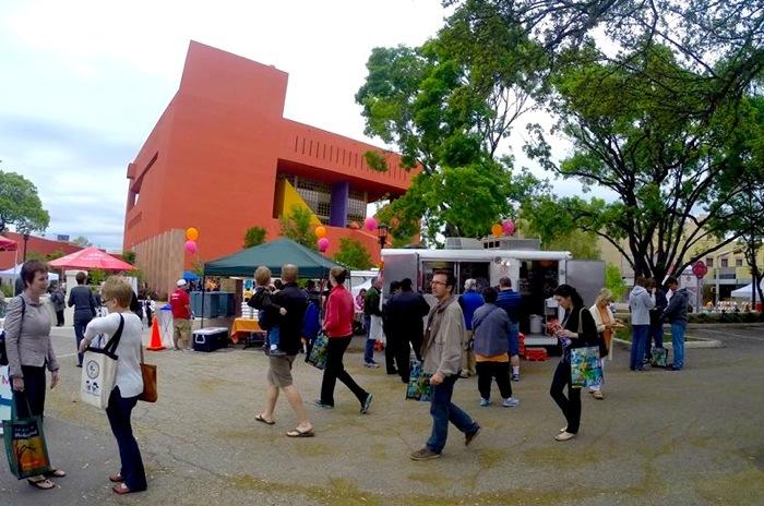 San Antonio Book Festival 2014. Photo courtesy of the San Antonio Public Library.