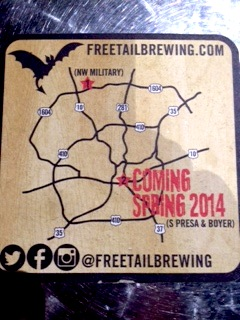 Freetail Brewing's new location is coming soon.