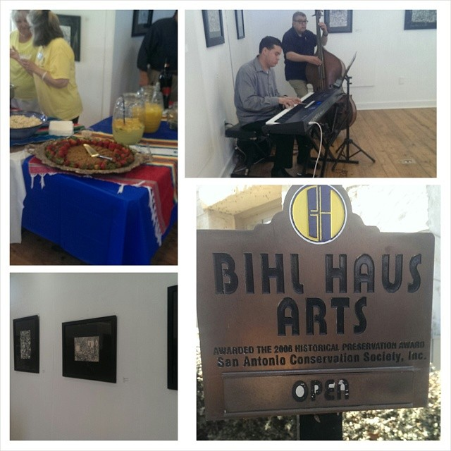 Bihl Haus Arts raised $3,000 during the Big Give SA. Courtesy photo via Instagram.