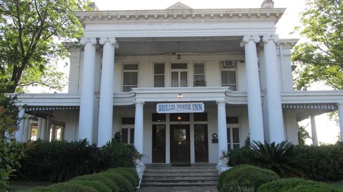 Bullis House Inn in Government Hill, San Antonio. Photo by Grant Ellis.